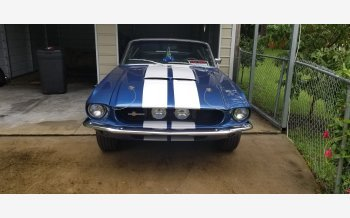 1968 Ford Mustang Convertible for sale 101108174