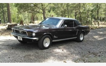 1968 Ford Mustang Coupe for sale 101110419