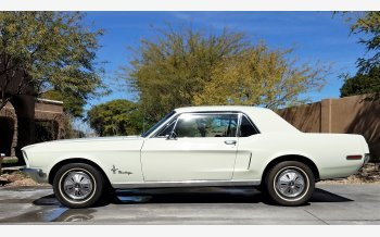 1968 Ford Mustang Coupe for sale 101112718