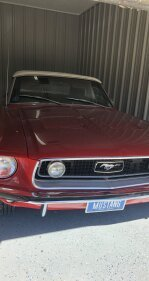 1968 Ford Mustang Convertible for sale 101127534
