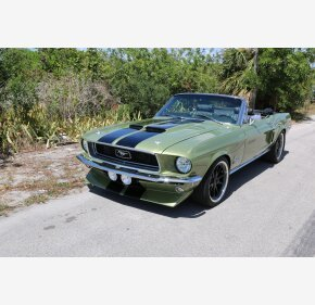 1968 Ford Mustang Convertible for sale 101167897