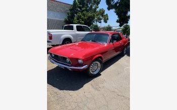 1968 Ford Mustang GT Coupe for sale 101174575