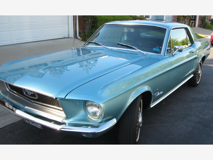1968 Ford Mustang Coupe for sale near mashpee, Massachusetts