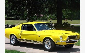 1968 Ford Mustang Shelby GT500 for sale 101218889