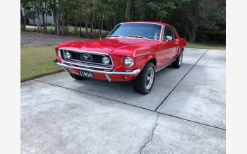 1968 Ford Mustang Coupe for sale 101221122