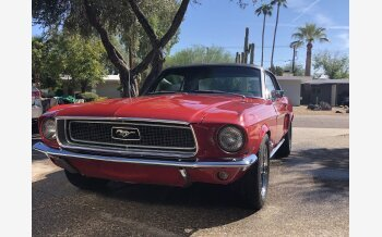 1968 Ford Mustang Coupe for sale 101222989