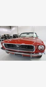 1968 Ford Mustang for sale 101225594