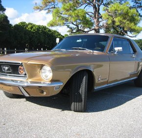 1968 Ford Mustang Coupe for sale 101243354