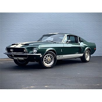 1968 Ford Mustang Shelby GT500 for sale 101294094