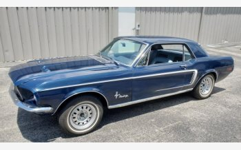 1968 Ford Mustang Coupe for sale 101301950