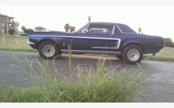 1968 Ford Mustang Coupe for sale 101348425