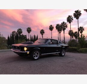 1968 Ford Mustang Fastback for sale 101354178