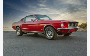 1968 Ford Mustang Fastback for sale 101407022