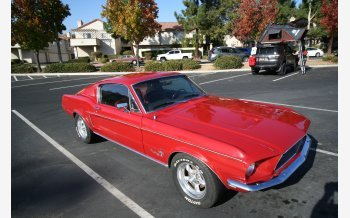 1968 Ford Mustang Fastback for sale 101411786