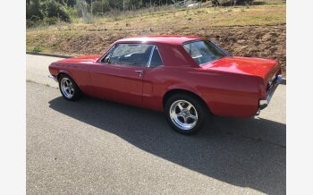 1968 Ford Mustang Coupe for sale 101482266