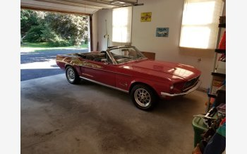 1968 Ford Mustang Convertible for sale 101496795
