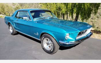 1968 Ford Mustang Coupe for sale 101498406