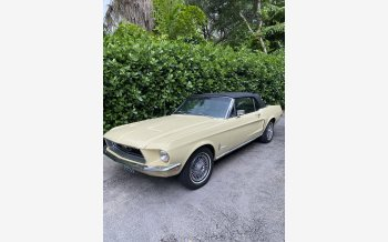 1968 Ford Mustang for sale 101531318