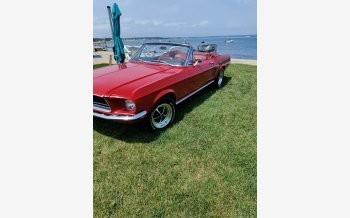 1968 Ford Mustang Convertible for sale 101555254