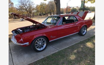 1968 Ford Mustang Coupe for sale 101555705