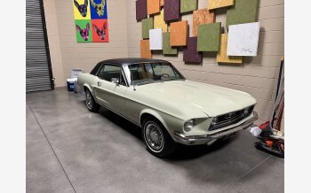 1968 Ford Mustang Coupe for sale 101630240