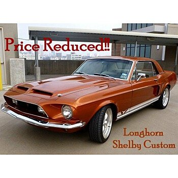 1968 Ford Mustang for sale 100831524