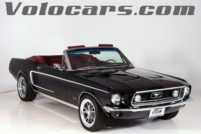 Mustang1968 boss 302 strip kit