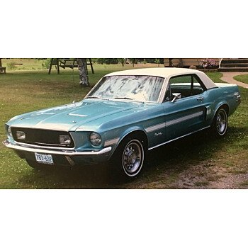 1968 Ford Mustang for sale 100915380