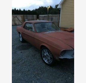 1968 Ford Mustang for sale 101025035