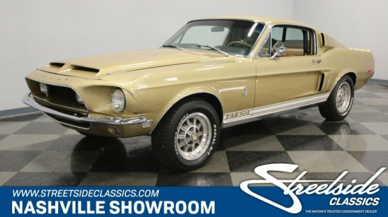 1968 Ford Mustang Classics For Sale Classics On Autotrader