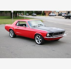 1968 Ford Mustang for sale 101034818