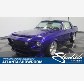 1968 Ford Mustang For 101042612