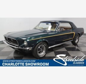 1968 Ford Mustang for sale 101050927