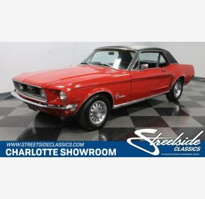 1968 Ford Mustang for sale 101056882