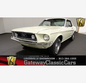 1968 Ford Mustang For 101062659