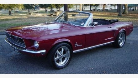 1968 Ford Mustang for sale 101069494