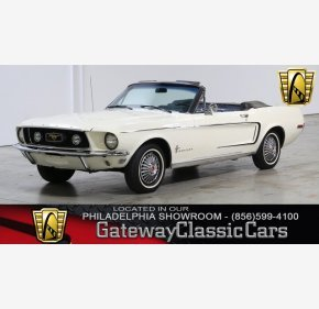 1968 Ford Mustang For 101078838