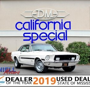 1968 Ford Mustang for sale 101124377