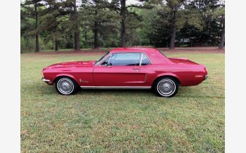 1968 Ford Mustang Coupe for sale 101127432