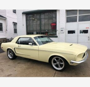 1968 Ford Mustang for sale 101132325