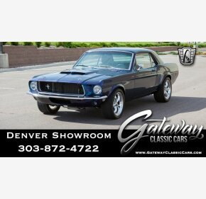 1968 Ford Mustang for sale 101145361