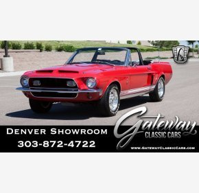 1968 Ford Mustang Shelby GT500 for sale 101171819