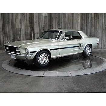 1968 Ford Mustang for sale 101203851