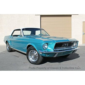 1968 Ford Mustang for sale 101205057