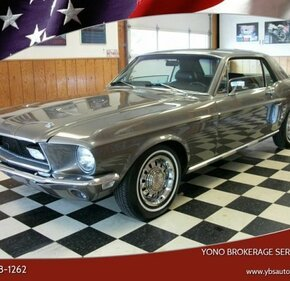 1968 Ford Mustang for sale 101214604