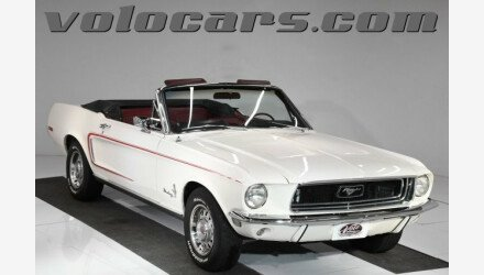 1968 Ford Mustang for sale 101231704
