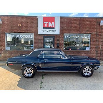 1968 Ford Mustang for sale 101237929