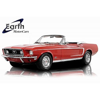 1968 Ford Mustang for sale 101243619