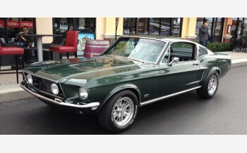 1968 Ford Mustang GT for sale 101282141