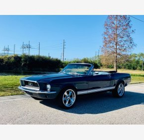 1968 Ford Mustang for sale 101283124